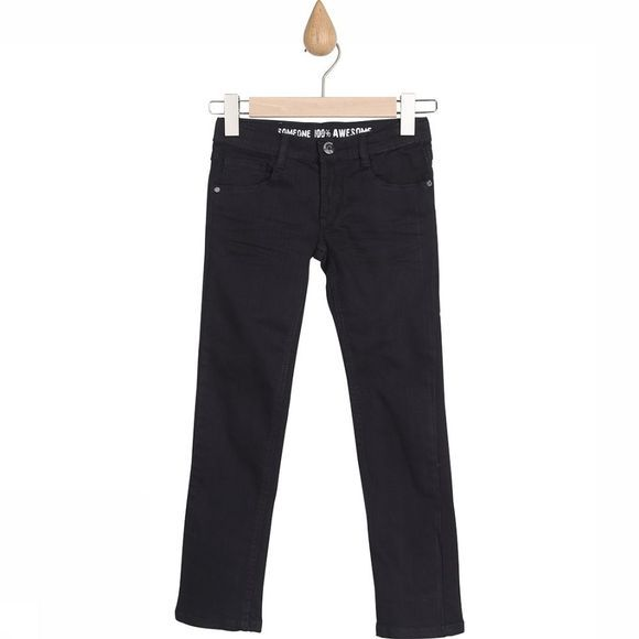 Someone Trousers Bottom-Sb-37-B dark blue
