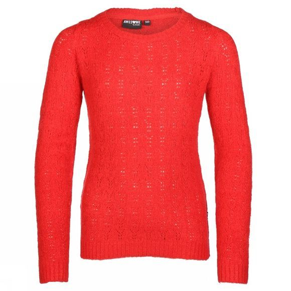 Awesome Pullover Ribble-G-12-F red