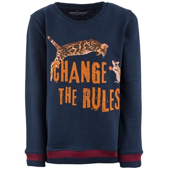 Trui Impress Change The Rules