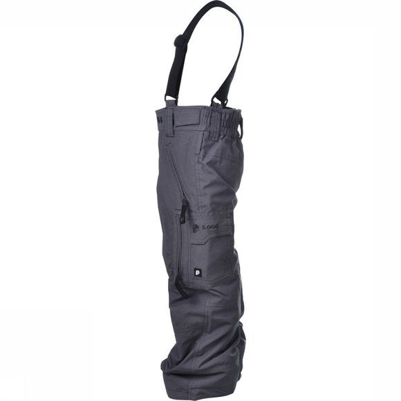 Protest Ski Pants Denys 13 Dark Grey Mixture