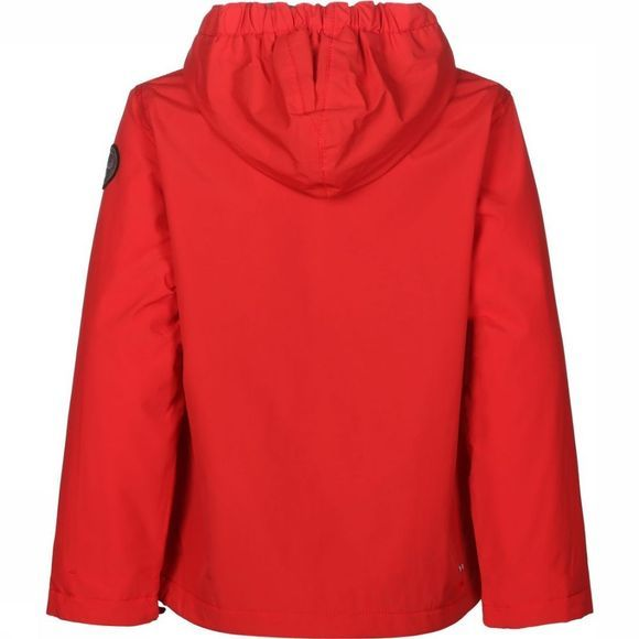 Napapijri Coat Rainforest mid red