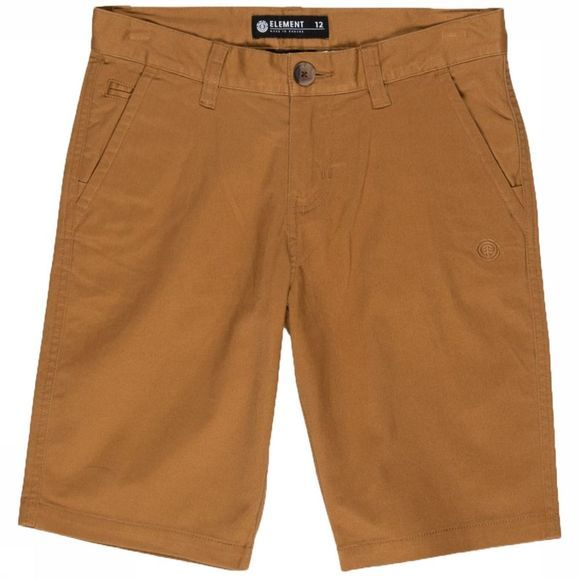 Element Short Howland Kameelbruin
