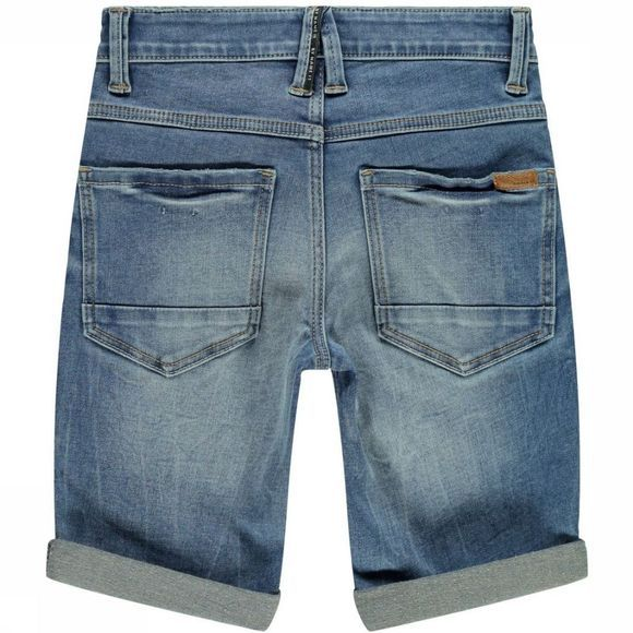 Name It Short Nimsofus Dnmbogo 2309 Long Jeans/Middenblauw