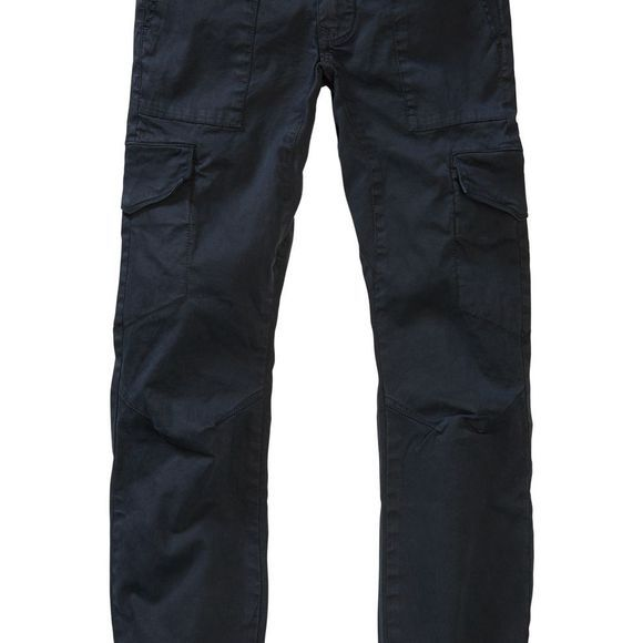 Petrol Trousers B-3000-Tro586 dark blue