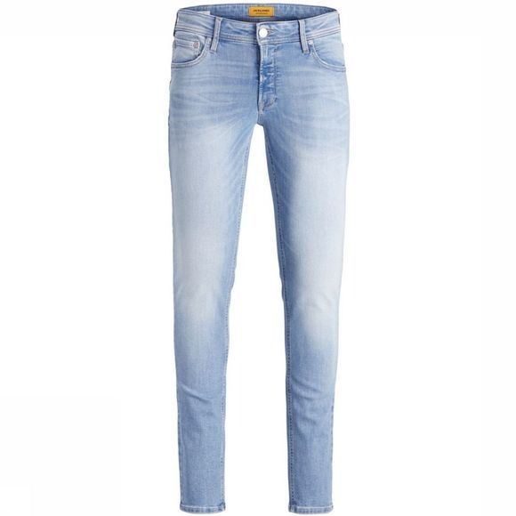 Jack & Jones Jeans Jjiliam Jjoriginal Agi 002 Sts Jr Denim / Jeans/Bleu Clair (Jeans)