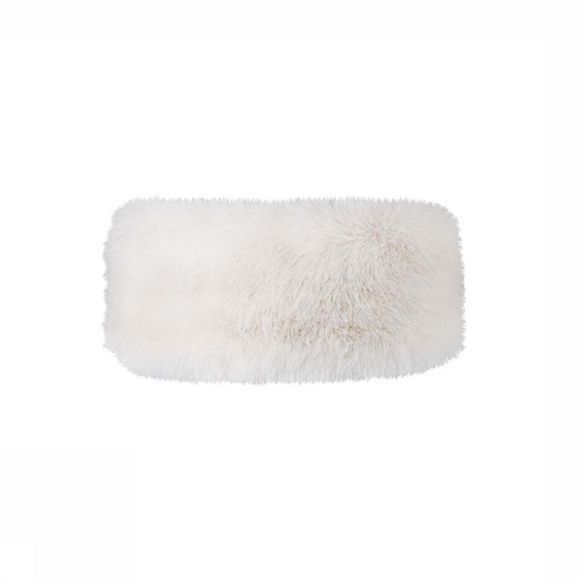 Barts Head Ribbon Fur white