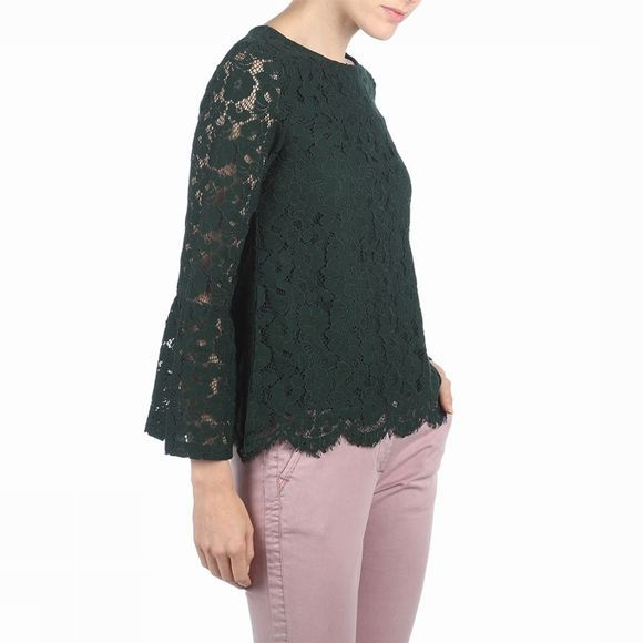 Blouse Vicary 3/4 Bell Sleeve Dc