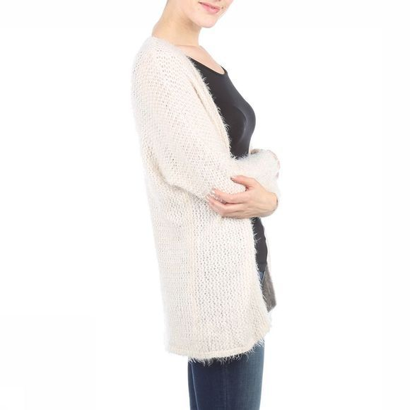 Cardigan Forever 3/4 Open