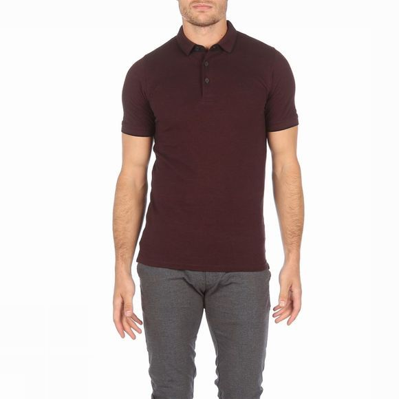 Only&Sons Polo stan Ss Ns Bordeaux