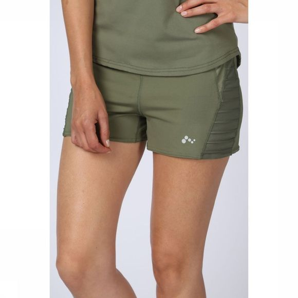 Only Play Shorts Sally Shiny Training light khaki