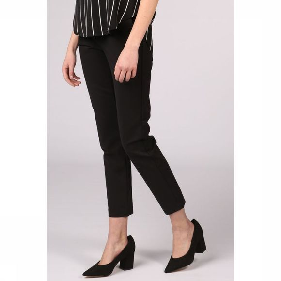 Vero Moda Basics Trousers leah Mr Classic Color black