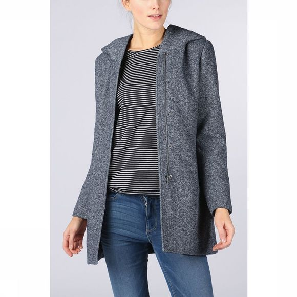 Vero Moda Coat 10202688 dark blue