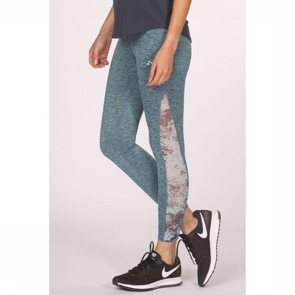 Only Play Legging Blueberyl Yoga 7/8 Blauw/Turkoois
