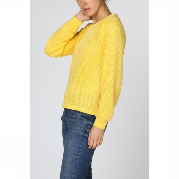 Only Pullover klara L/S Top Jrs mid yellow