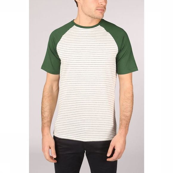 Only&Sons T-Shirt elias off white/mid green