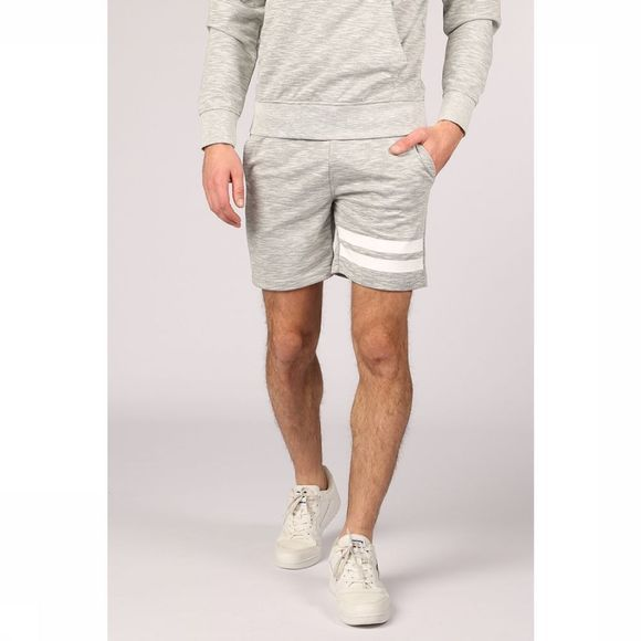Jack & Jones Trousers coaxelsen Sw Shorts Light Grey Mixture