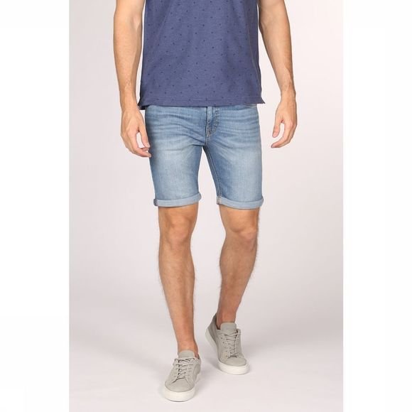 Jack & Jones Shorts irickfelix mid blue