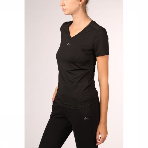 Only Play T-Shirt Sierra Run Slim Ss Zwart