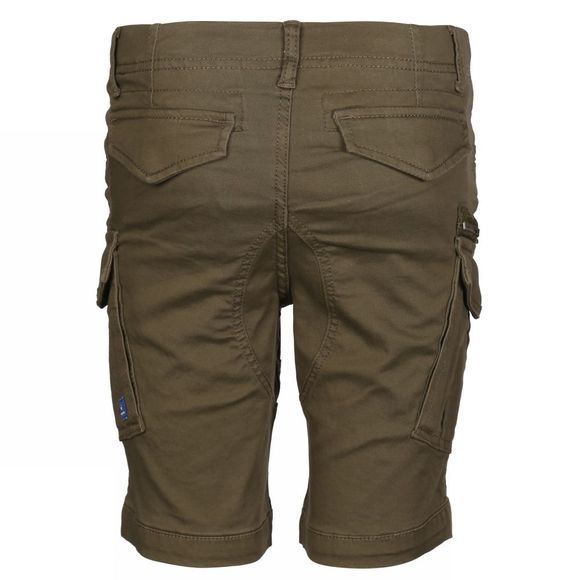Jack & Jones Short Shop Yy Cargo Short 429 Middenkaki
