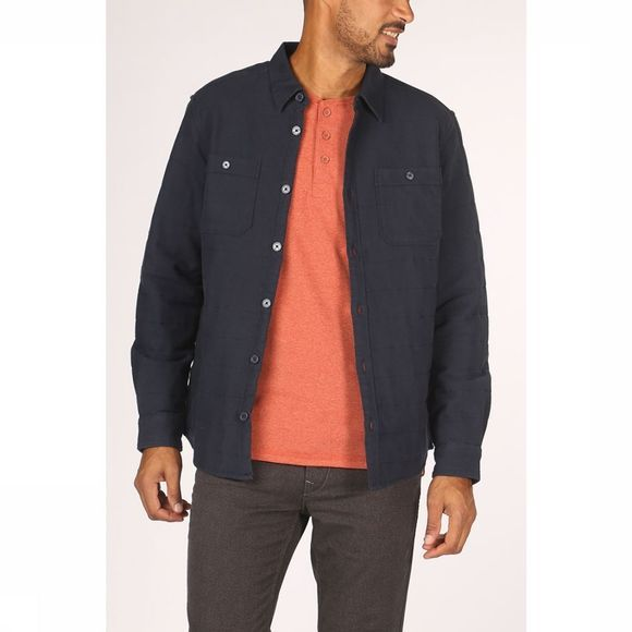 Only&Sons Jas obrian Overshirt Donkerblauw