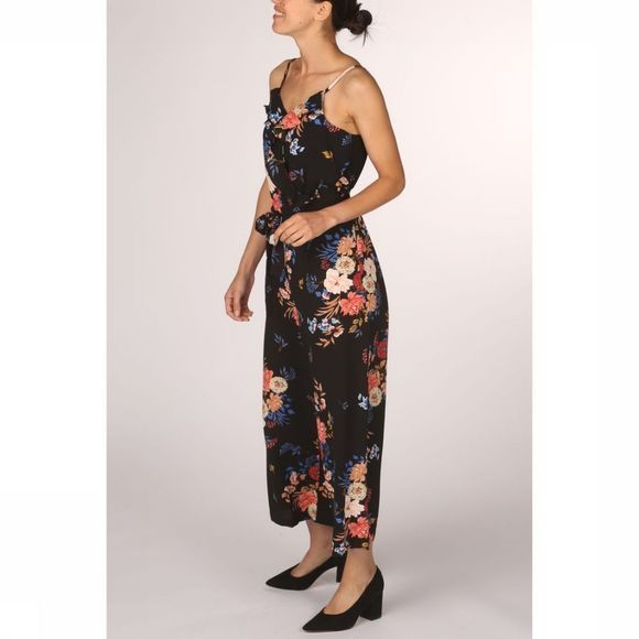 Only Jumpsuit juliet  Jumpsuit black/Assortment Flower