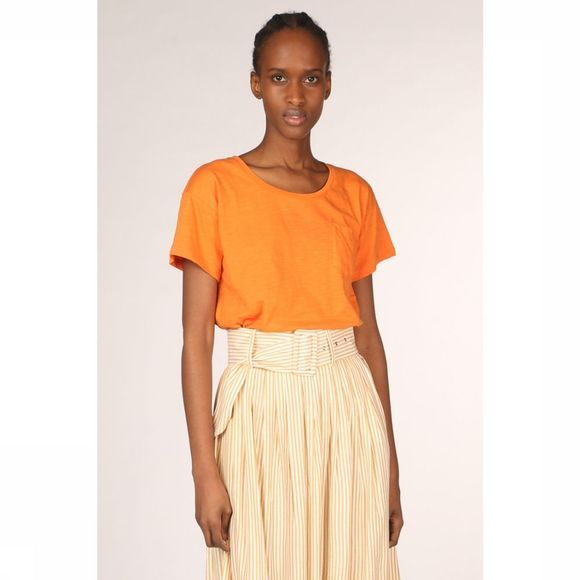 Ichi T-Shirt Ihtiwana Ss2 Orange