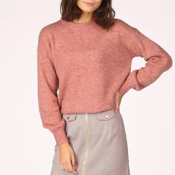 B.Young Pullover Bymisha Jumper 2 - mid pink