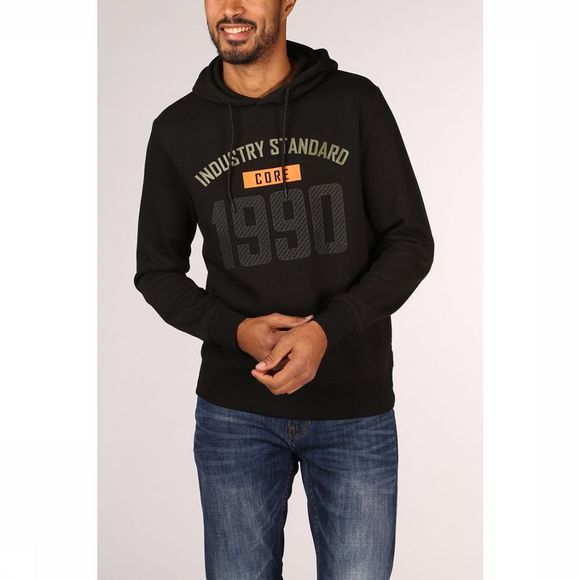 Jack & Jones Trui Jjcocarving Sweat Jj Print Zwart