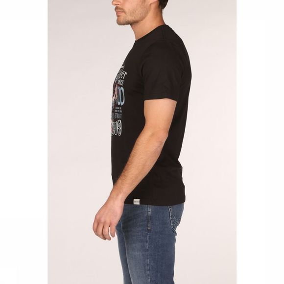Only&Sons T-Shirt Onsmove Slim Noir