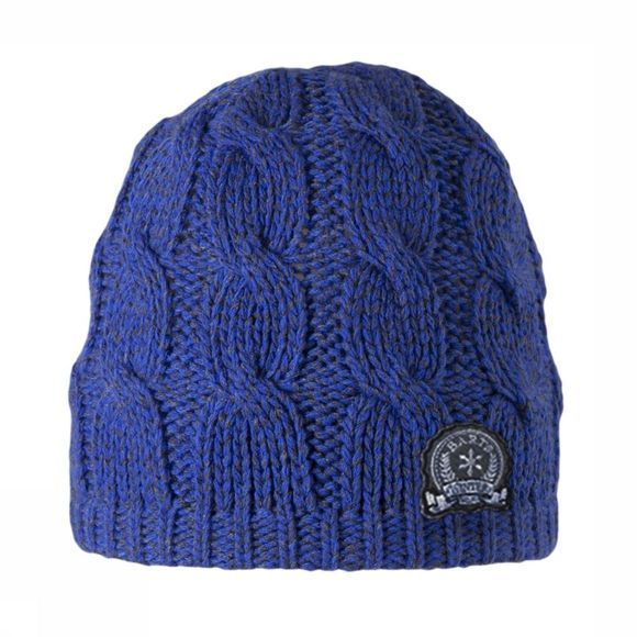 Barts Bonnet Cable mid blue