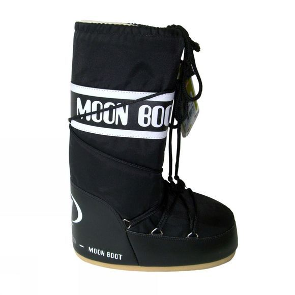 Moon Boot Moonboot Nylon Noir