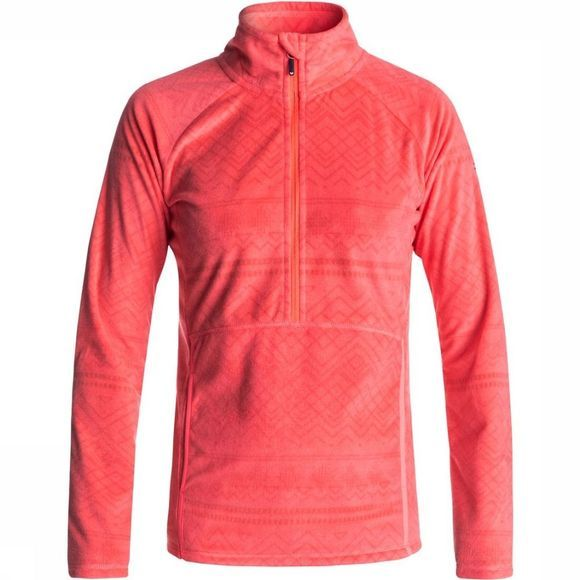 Roxy Fleece Cascade J Otlr Middenroze