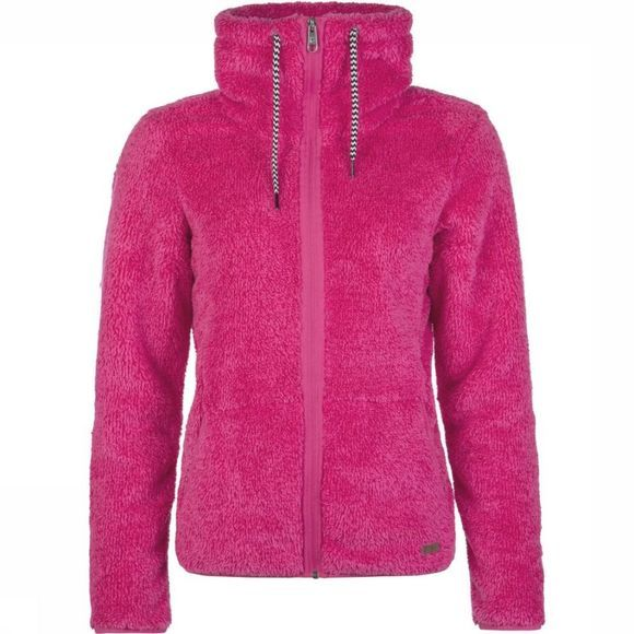Protest Fleece Riri Fuchsia