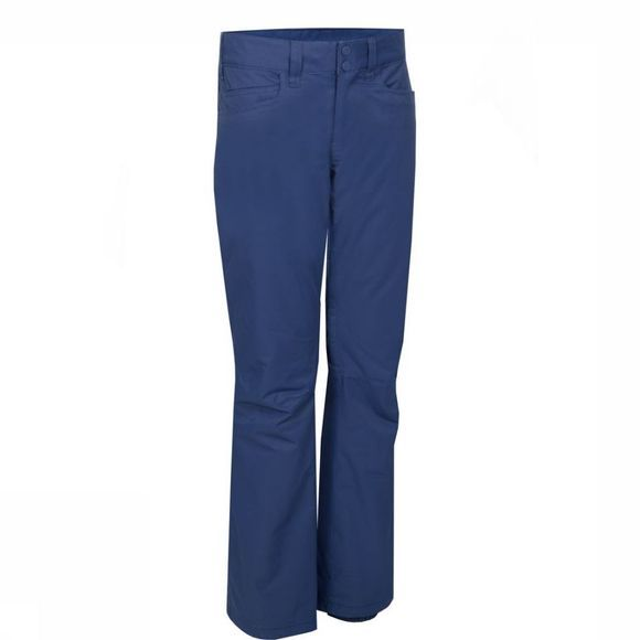 Roxy Skibroek Backyard Pant Marineblauw