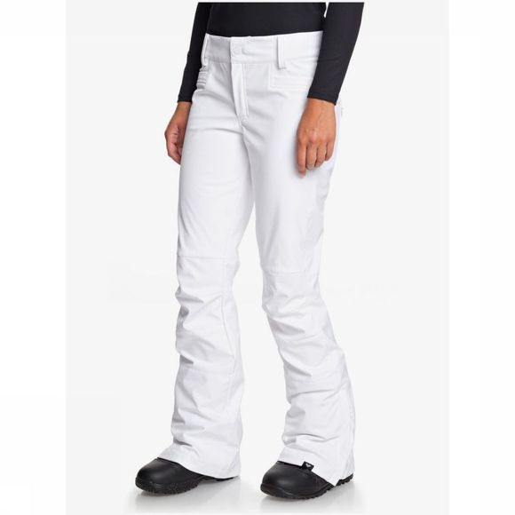 Roxy Pantalon De Ski Creek Blanc