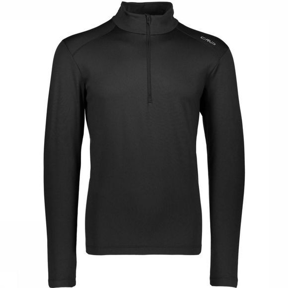 CMP Fleece Man Sweat 3L07807N Zwart