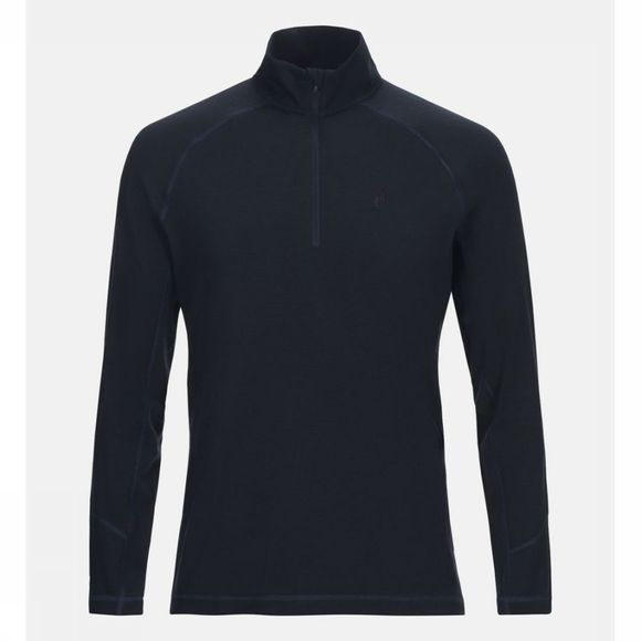 Peak Performance Fleece Magic Hz dark blue
