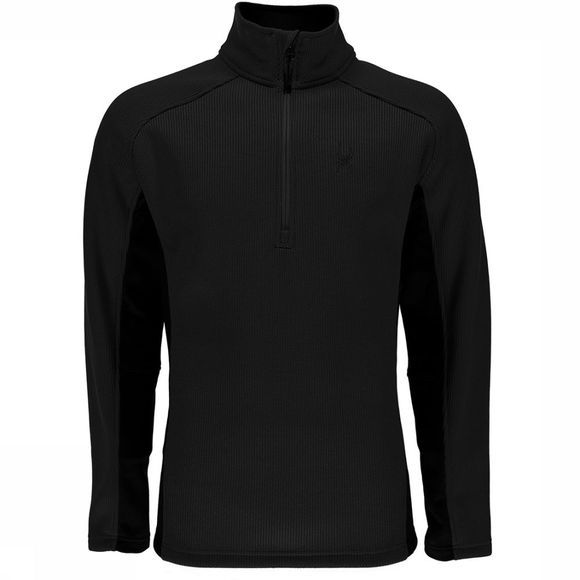 Spyder Fleece Outbound Tailored Mid Wt Stryke Jacket black