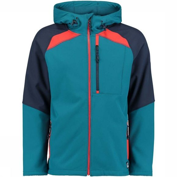 O'Neill Softshell Pm Exile Petrol/Donkerblauw