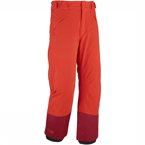 Eider Ski Pants Ridge red