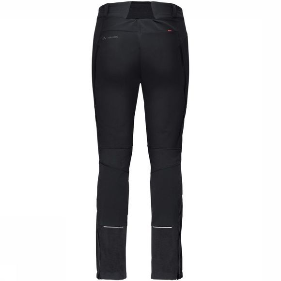Vaude Ski Pants Larice III Short black