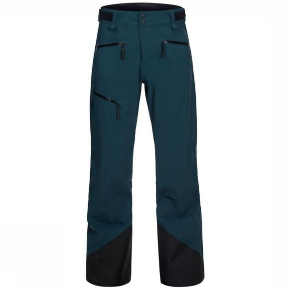 Peak Performance Skibroek Teton Petrol