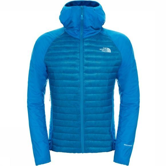 The North Face Manteau Verto Prima Hoodie Bleu