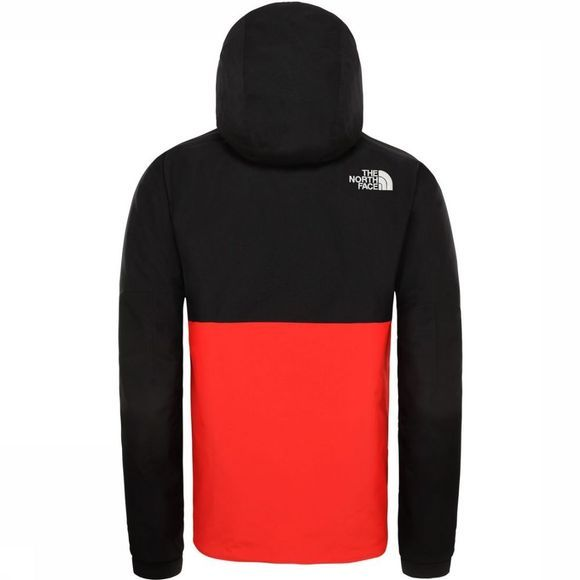 The North Face Coat Powderflo red/black
