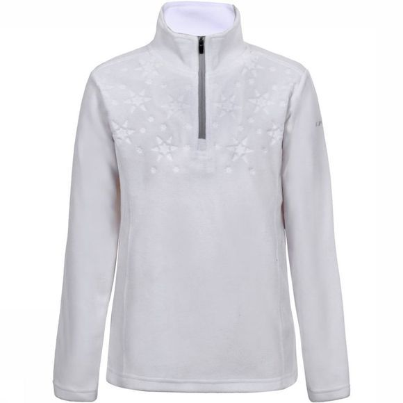 Icepeak Fleece Hedy Jr white