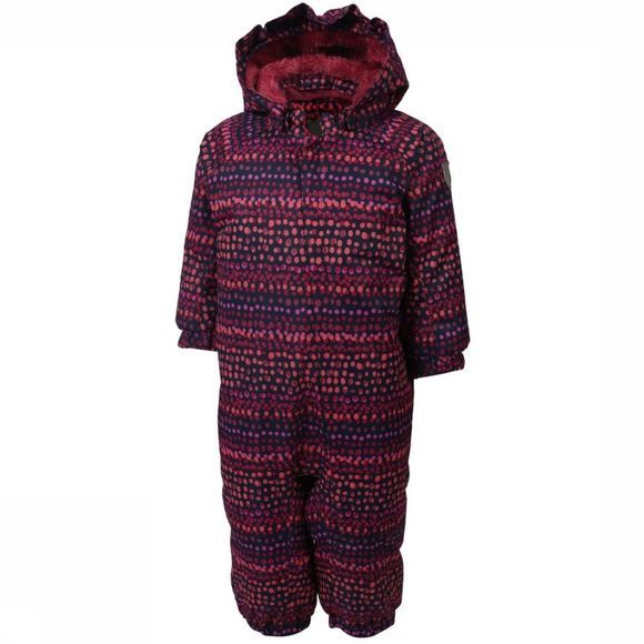 Color Kids Ski Suit Rimah G light red/mid pink