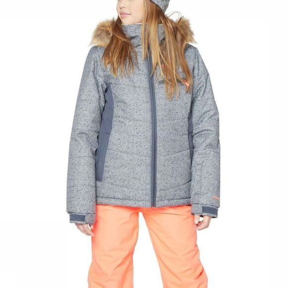 Protest Manteau Pronk Jr Gris Clair Mélange