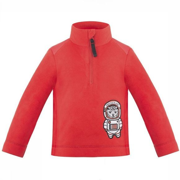 Poivre Blanc Pullover 18Pbh1550-Bbby mid red