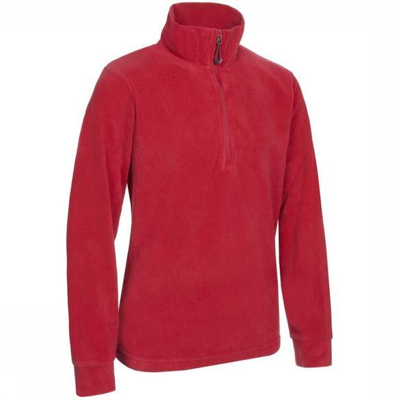 CMP Fleece Basic Uni Rood