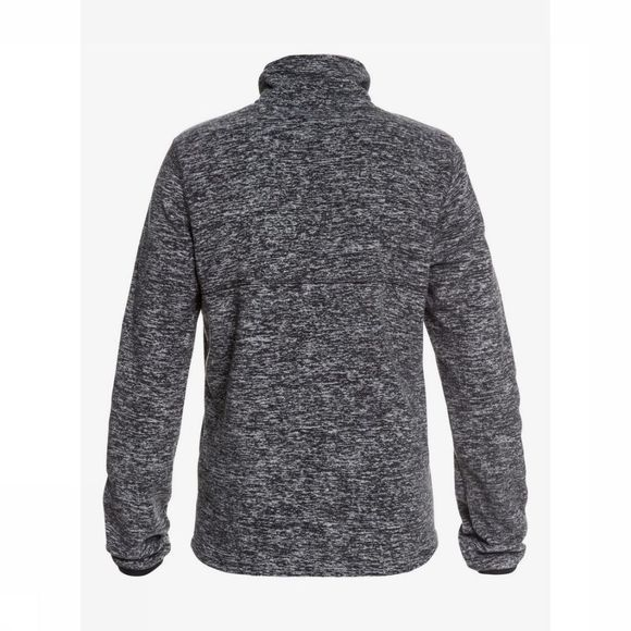 Quiksilver Fleece Butter Youth Fl Dark Grey Mixture